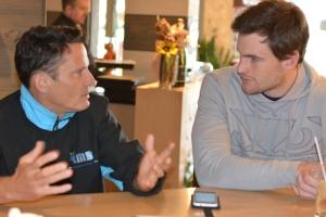 Daniel Woirin interview avec Christopher Genachte