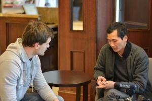 Didier Malchaire Interview avec Christopher Genachte
