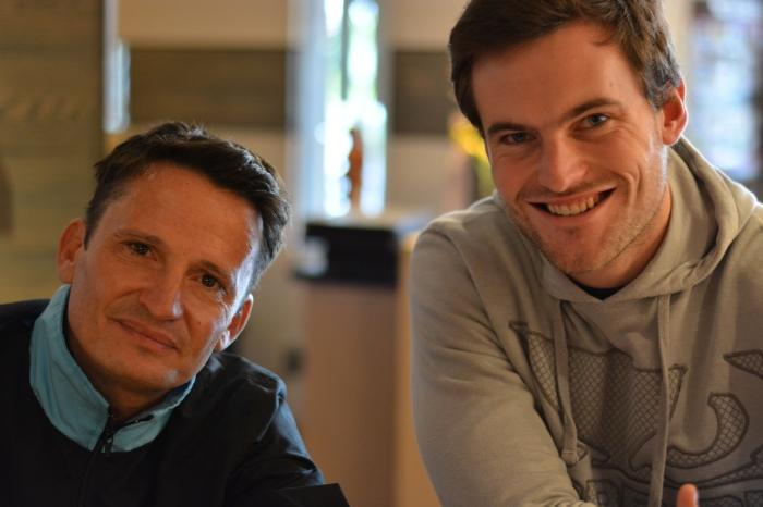 Christopher Genachte Interview Daniel Woirin