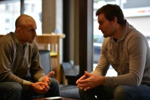Tarec interview avec Christopher Genachte