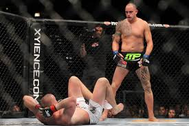 Travis Browne contre Stefan Struve