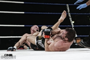 Dean Lister Heel Hook Michael Knaap