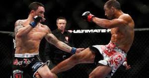 Aldo kick sur Edgar