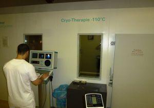 Chambre cryogénique