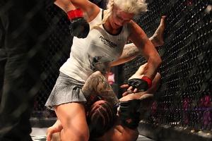 Cindy Dandois contre Megan Anderson 2