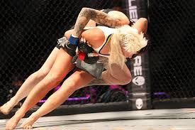 Cindy Dandois contre Megan Anderson