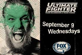 Conor McGregor TUF 22