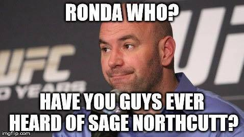 Dana White joke